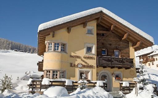 Hotel - Garni La Suisse