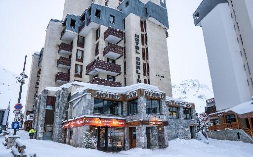 Hotel Nortlander Curling