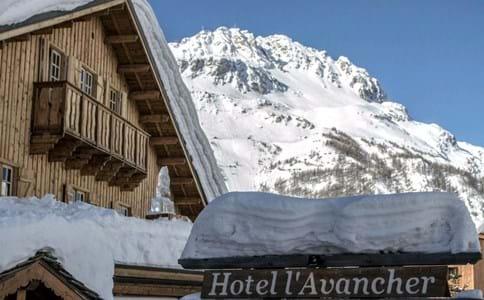 Hotel l'Avancher
