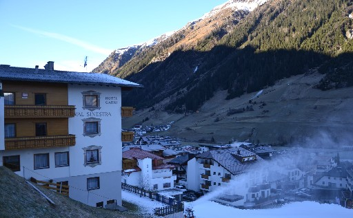 Hotel Garni Val-Sinestra