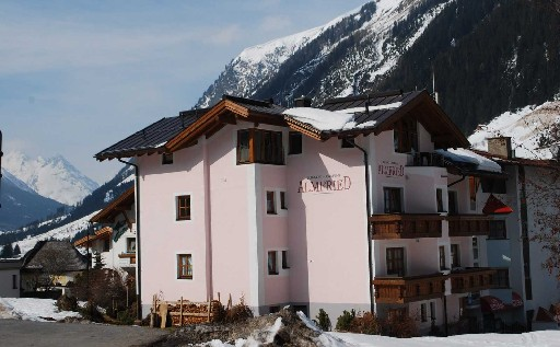 Pension Garni Almfried