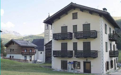 Apartment Baita Pierin