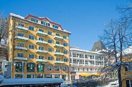 Apartments Haus Lothringen