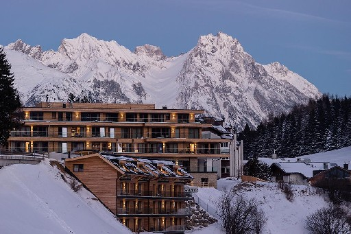 Vaya Resort St.Anton